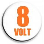 8 VOLT
